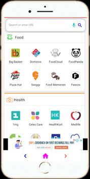 5G Browser-PATANJALI screenshot 4