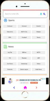 5G Browser-PATANJALI screenshot 5