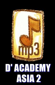 D' ACADEMY ASIA 2 poster