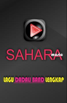 Lagu DADALI band Lengkap poster