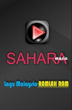 Lagu Malaysia-RAMLAH RAM poster
