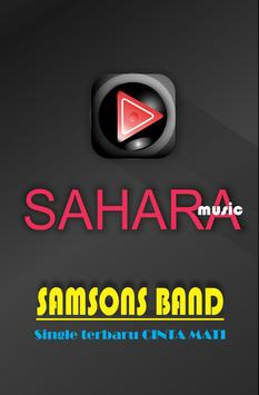 SAMSONS - Cinta Mati poster