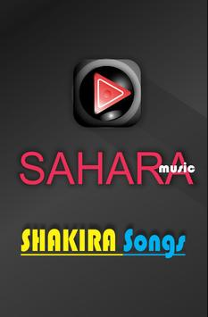 SHAKIRA All Songs apk screenshot