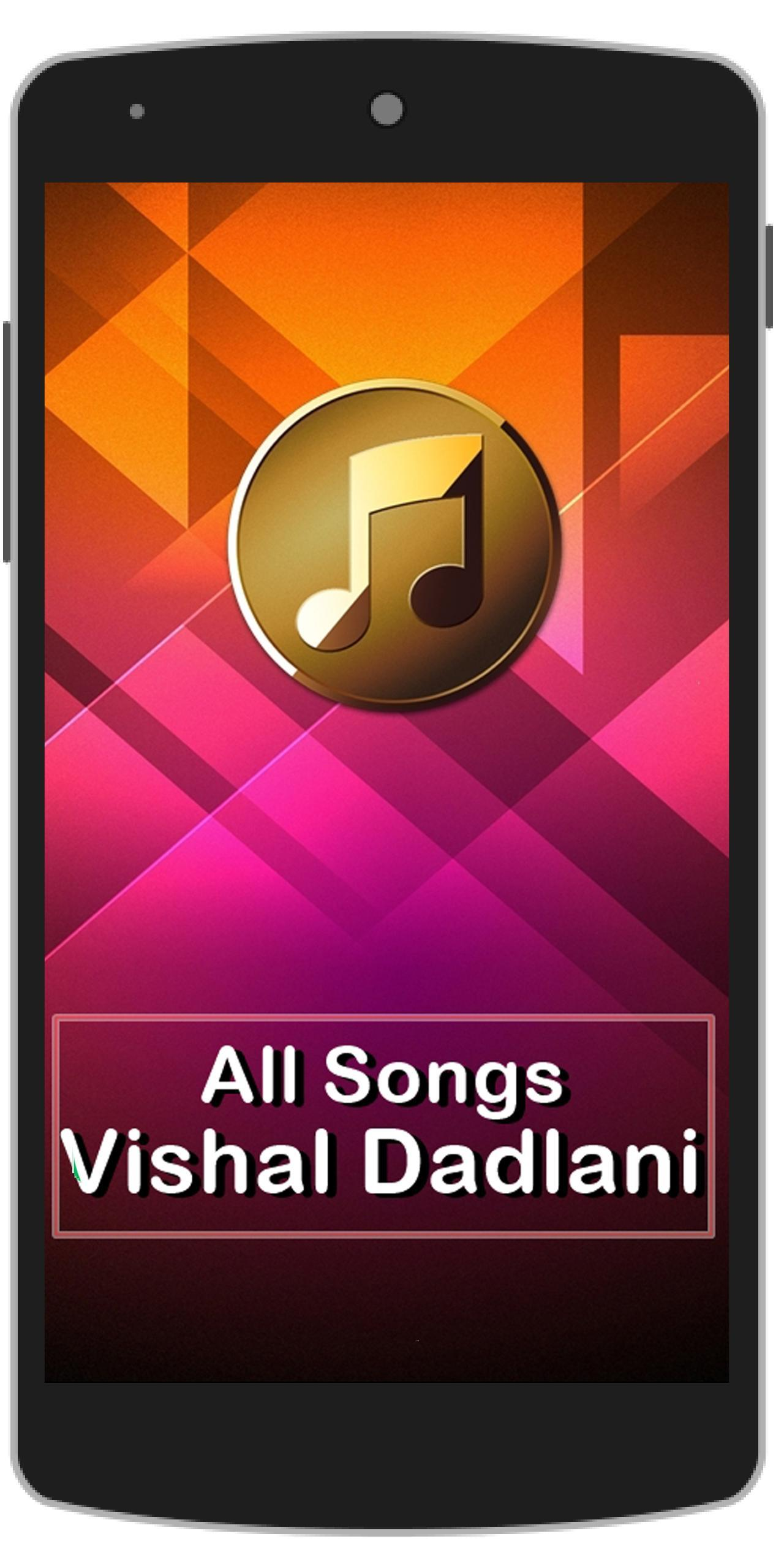 All Songs Vishal Dadlani For Android Apk Download