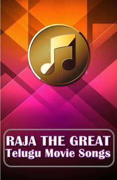 All Songs Raja The Great poster