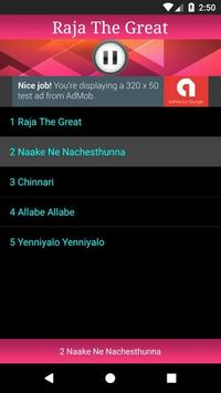 All Songs Raja The Great screenshot 2