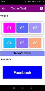Online Earning : Earn free money screenshot 3