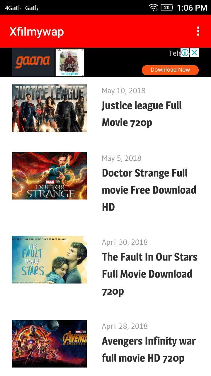 xfilmywap for Android - APK Download