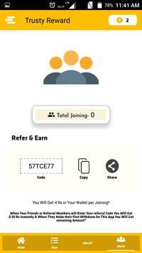 Trusty Reward screenshot 4