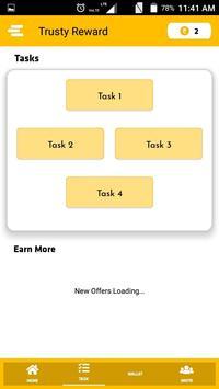 Trusty Reward screenshot 5