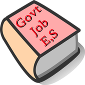 Govt Job E,S icon