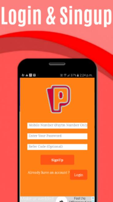 Paytm Money Generator for Android - APK Download