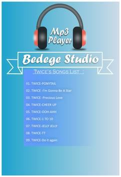 TWICE Songs poster