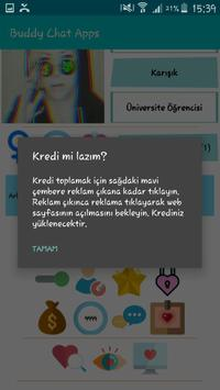 Arkadaş bul, Buddy Chat Apps screenshot 4