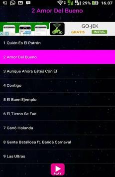 ALL SONG CALIBRE 50 apk screenshot