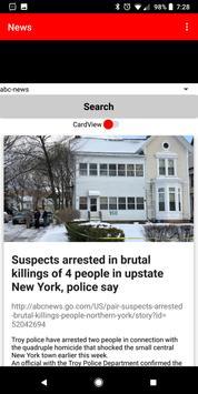News screenshot 1