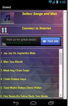 All Songs NAVRATRI BHAJAN screenshot 1