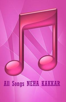 All Songs NEHA KAKKAR poster
