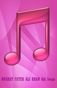 All Songs Old NUSRAT FATEH ALI KHAN apk screenshot