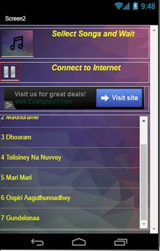 All Songs Arjun Reddy screenshot 1