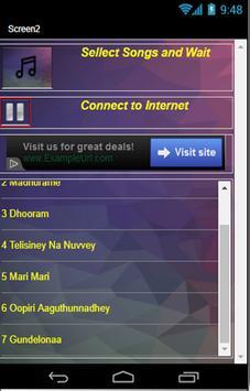 All Songs Arjun Reddy screenshot 2