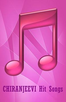 CHIRANJEEVI Hit Songs screenshot 1