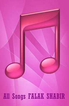 All Songs FALAK SHABIR apk screenshot