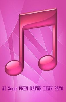 All Songs PREM RATAN DHAN PAYO poster