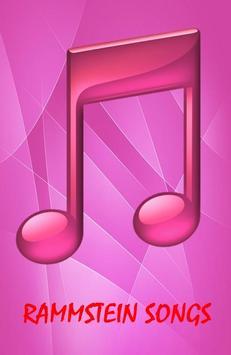 All Songs RAMMSTEIN apk screenshot