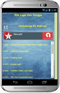 Lagu Malaysia - UKAYS BAND Terlengkap apk screenshot