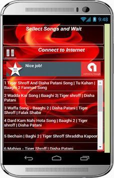All Songs BAAGHI 2 apk screenshot