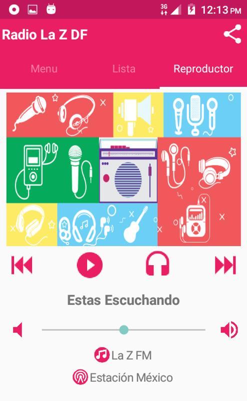 la z radio mexico df