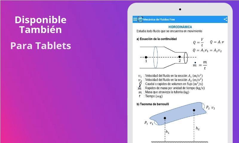 Mechanics of Fluids Formulas Free for Android - APK Download