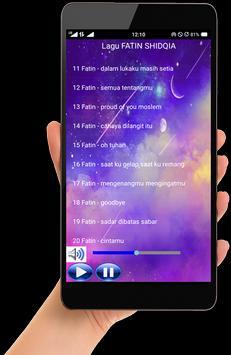 Lagu FATIN SHIDQIA Lengkap screenshot 2