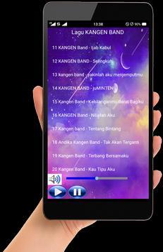 Lagu KANGEN BAND Lengkap screenshot 2