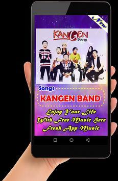 Lagu KANGEN BAND Lengkap screenshot 3