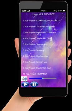 Lagu KLA PROJECT Lengkap screenshot 1