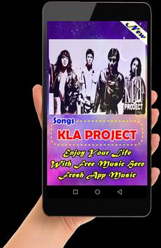 Lagu KLA PROJECT Lengkap screenshot 3