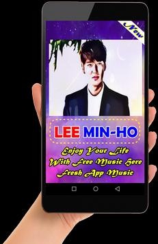 All Songs LEE MIN HO poster