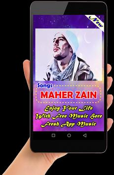 All Songs MAHER ZAIN poster