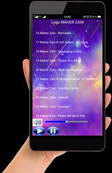 All Songs MAHER ZAIN apk screenshot