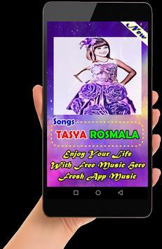 Lagu TASYA ROSMALA Lengkap poster