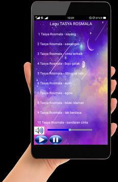 Lagu TASYA ROSMALA Lengkap screenshot 1