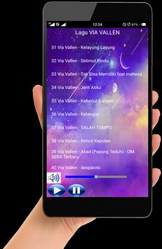 Lagu VIA VALLEN Lengkap apk screenshot