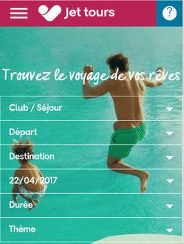 Jet tours poster