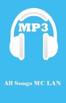 All Songs MC LAN poster