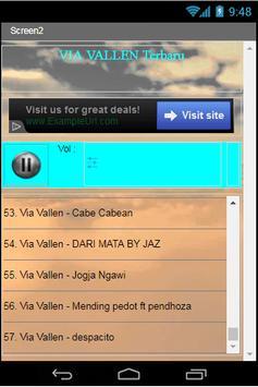 VIA VALLEN Terbaru screenshot 2