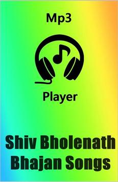 Shiv Bholenath Bhajan Songs poster