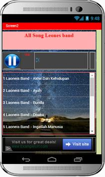 Lagu Laoneis band apk screenshot