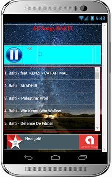 All Songs BALTI screenshot 1